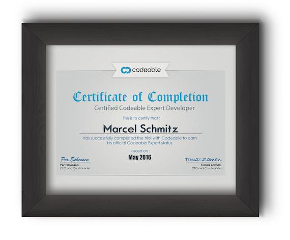 Certified WordPress Expert Developer since May 2016